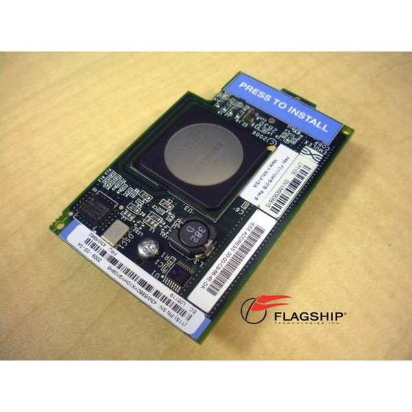 IBM 43W6862 43W6860 8251 Emulex 4Gb Fibre Channel CFFv Expansion Card