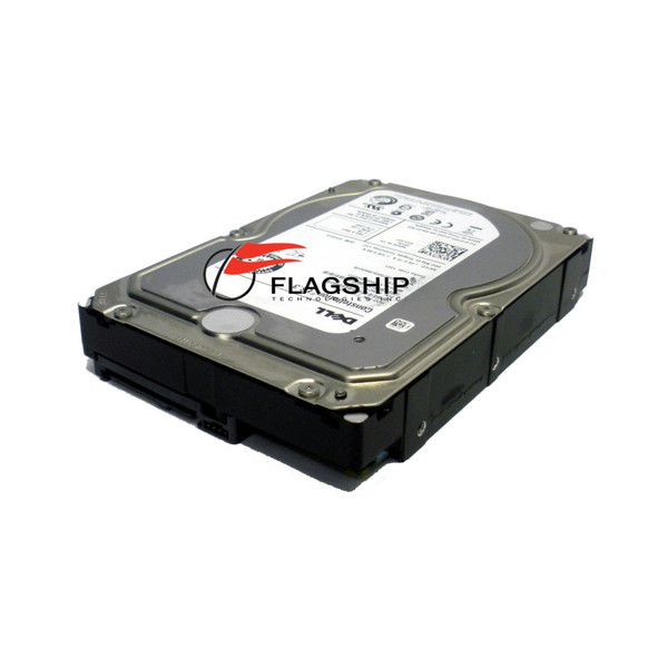 "DELL 8XNCG 2TB 7.2K 3.5"" SAS Hard Drive via Flagship Tech"