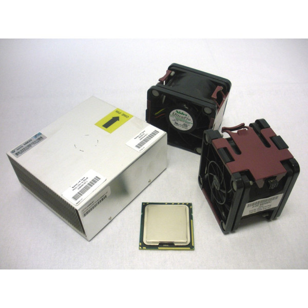 HP 633420-B21 628696-001 E5645 6C 2.4GHz/12MB Processor Kit for DL380 G7 w/ Fans (633420-B21) via Flagship Tech