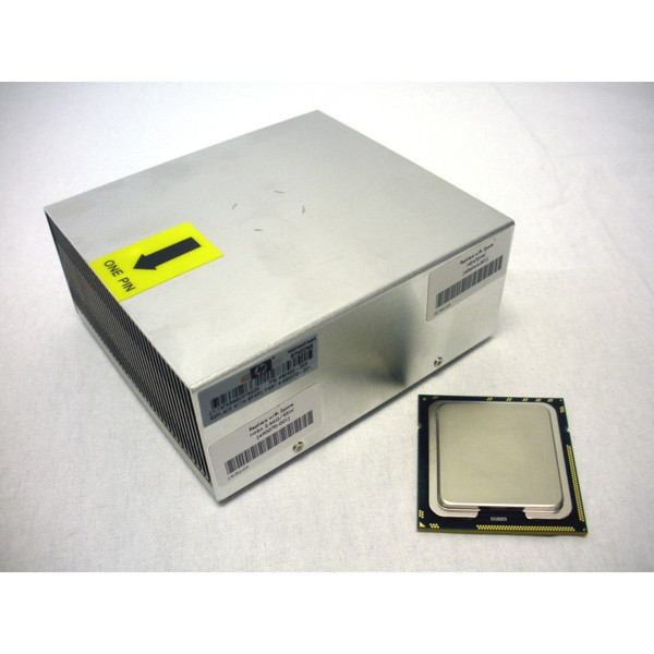 HP 492234-L21 490070-001 X5550 QC 2.66GHz/8MB Processor Kit for DL380 G6