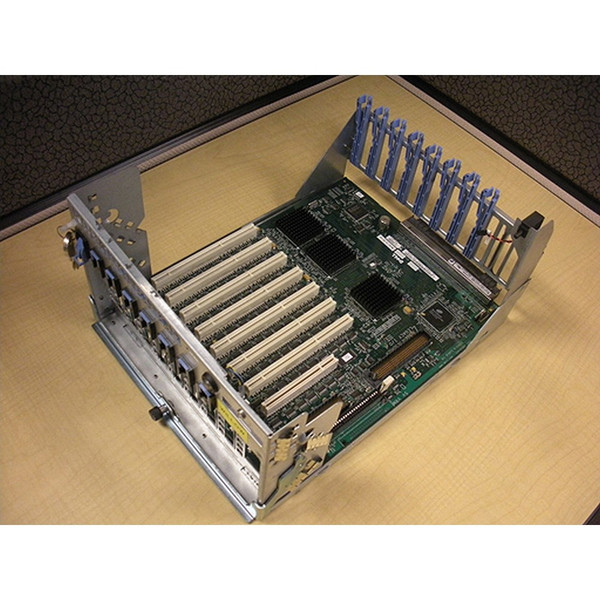 Dell PowerEdge 6650 6600 I/O Riser Board & Cage V2 J8872