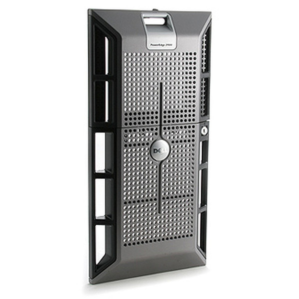 Dell PowerEdge 2900 Front Tower Bezel Faceplate & Key GD356