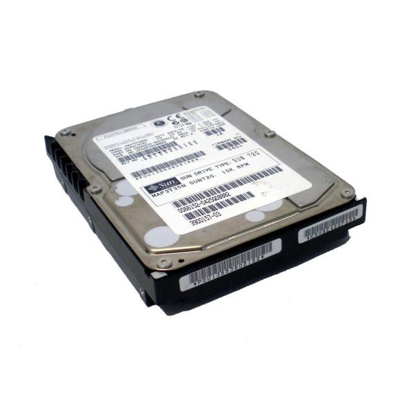SUN 390-0157 73.4GB 10K SCSI FUJITSU Hard Drive Disk via Flagship Tech