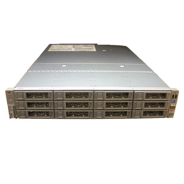 Sun X4-2L Exadata 2x 2.6Ghz 8 Core 64GB RAM 12-Bay Server *NO DISK