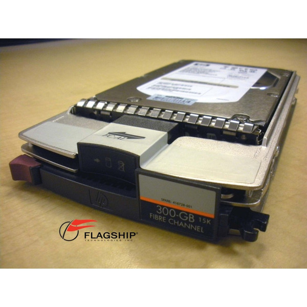 HP AG425A 416728-001 300GB 15K M5314 FC EVA Hard Drive