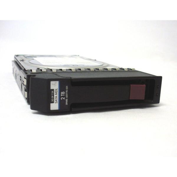 HP 601778-001 2TB 7.2K 3.5 3G SATA Hard Disk Drive via Flagship Tech