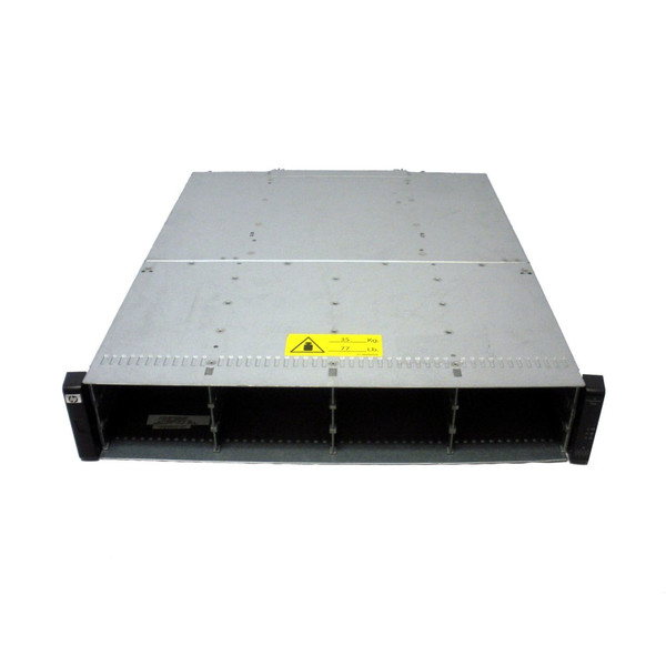 HP BK830A P2000 G3 ISCSI MSA DUAL CONTROLLER LFF ARRAY SYSTEM via Flagship Tech