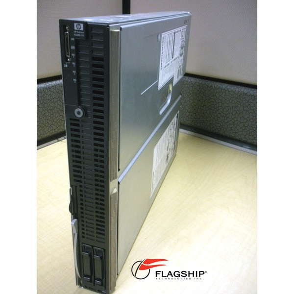 HP 492334-B21 BL680c G5 E7450 2.4GHz 6C (2P) 8GB P400i/256MB Blade Server