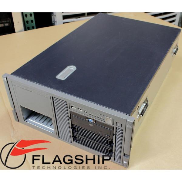 ML370-R05 Server (416620-001)      2x Dual Core X5150 2.66GHz      4GB Memory      P400 Controller