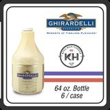 Ghirardelli Sauce - White Chocolate