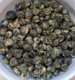Hē Chá Jasmine White Tea Pearls - 1.5 oz Retail Pouch