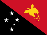 Papua New Guinea Kimel Peaberry : GREEN BEANS