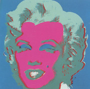 Andy Warhol Marilyn Monroe Sunday B Morning Serigraph Silkscreen