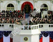 Barack Obama Inauguration Art Print