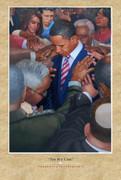 Barack Obama Inspirational Print