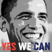 Cool Barack Obama Collectible Fine Art Print