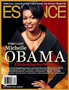 Essence Magazine Special Collectors Edition Michelle Obama Cove '