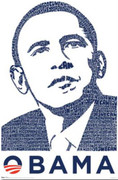 Fab Barack Obama Cool Collectible Fine Art Print