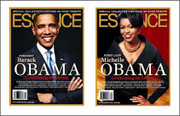 Fab Essence Special Collectots 2 Magazine Set Barack & Michel '