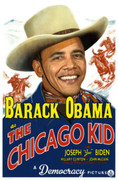 Cool Barack Obama Collectible Poster