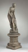 Fabulous Bathing Woman Sculpture Statue