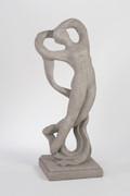 Fabulous Contemporary Joyous Dancer Sculpture Statue