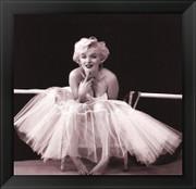 Marilyn Monroe - Ballerina - Milton Greene
