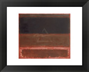 Four Darks in Red, 1958 - Mark Rothko