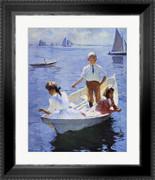 Calm Morning, c.1904 - Frank Weston Benson