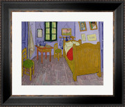 The Bedroom at Arles, c.1887 - Vincent Van Gogh