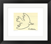 Dove of Peace - Pablo Picasso