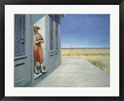Carolina Morning - Edward Hopper