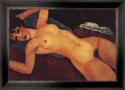 Nudo Disteso - Amedeo Modigliani