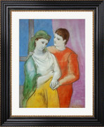 Lovers - Pablo Picasso