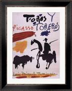 Toros Y Toreros - Pablo Picasso