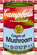 Stunning Steve Kaufman Campbell'S Soup Can III