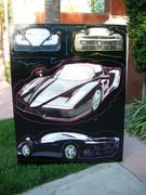 Fabulous Steve Kaufman Exotic Cars Ferrari 1