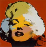 Great Steve Kaufman Marilyn Monroe State I