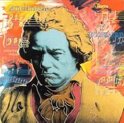 Splendid Steve Kaufman Beethoven State I (Gold)