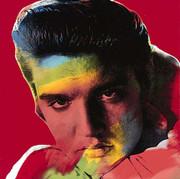 Splendid Steve Kaufman Elvis - Young II