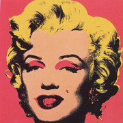 Exciting Andy Warhol, Edition Prints Marilyn Monroe (Marilyn) [Ii.31], 1967