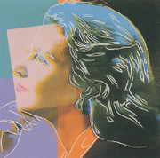 Rare Andy Warhol, Edition Prints Ingrid Bergman - Herself [Ii.313], 1983