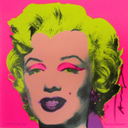 Beautiful Andy Warhol, Trial Proofs And Uniques Marilyn (A Print Retrospective), 1981
