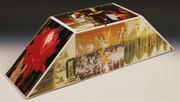 Splendid Robert Rauschenberg, Robert Rauschenberg Tibetan Keys (Double Bevel), 1987