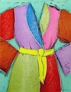 Fabulous Jim Dine, The Yellow Belt, 2005