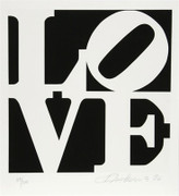 Splendid Robert Indiana, The Book Of Love 1, 1996