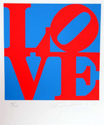 Dynamic Robert Indiana, The Book Of Love 2, 1996