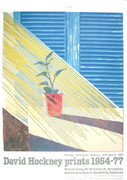 Fabulous David Hockney Sun from the Weather Series