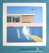 Stunning Hockney A Bigger Splash