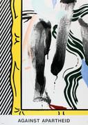 Splendid Lichtenstein Against Apartheid